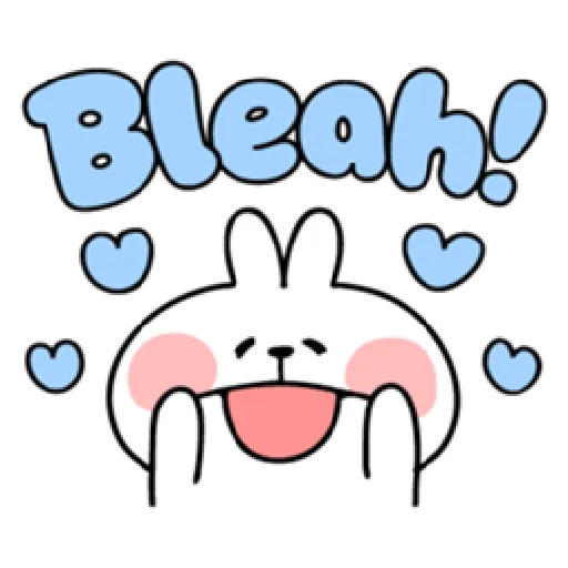 rabbit - Sticker 4