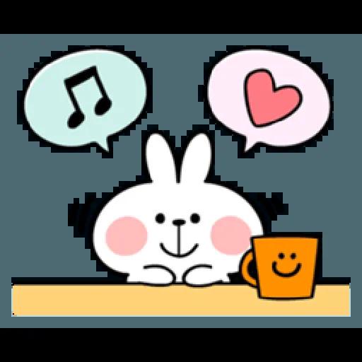rabbit - Sticker 11