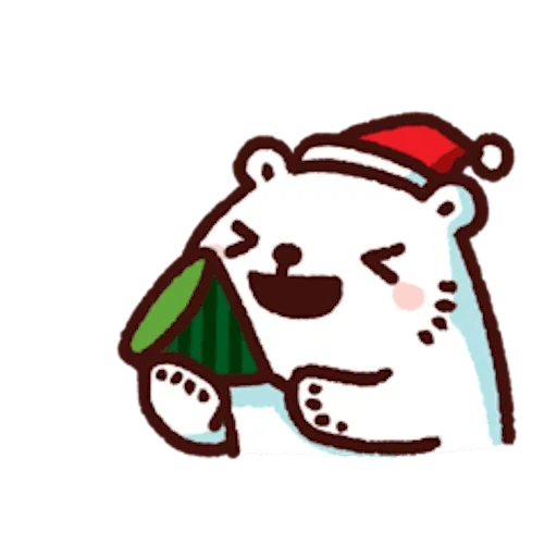 BacBac Xmas - Sticker 3