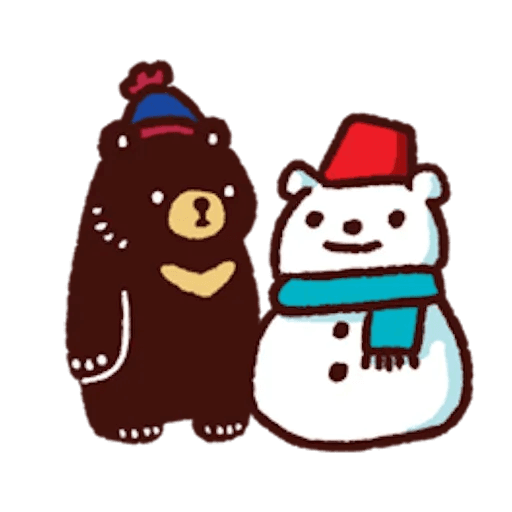 BacBac Xmas - Sticker 23