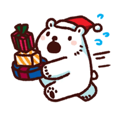 BacBac Xmas - Sticker 13
