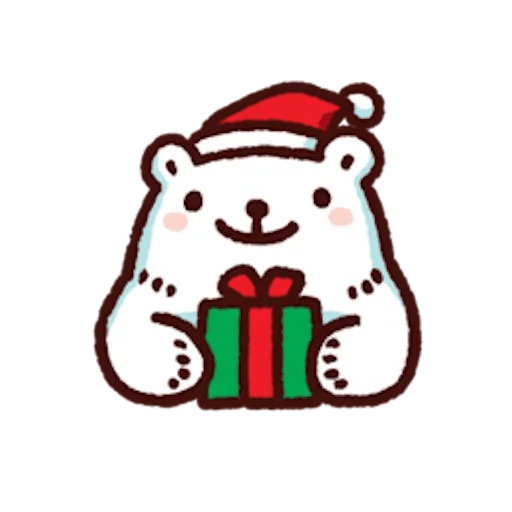 BacBac Xmas - Sticker 5