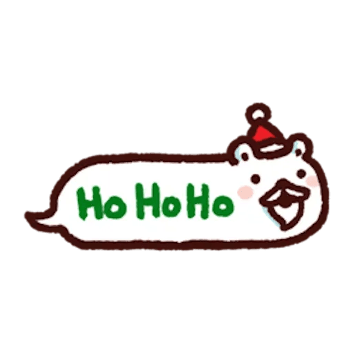 BacBac Xmas - Sticker 7