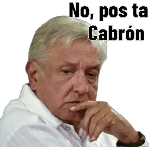 AMLO - Sticker 4