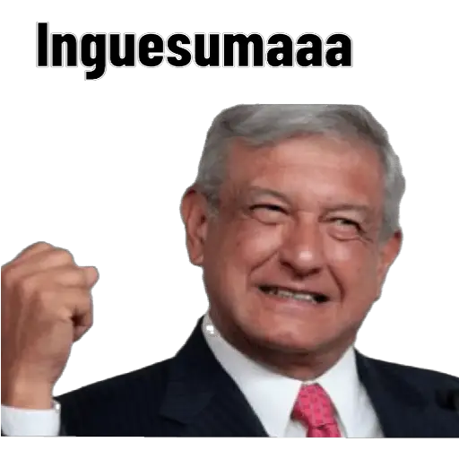 AMLO - Sticker 3