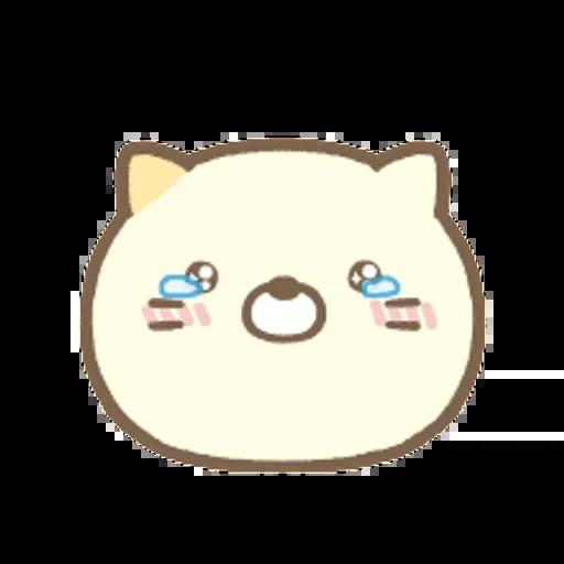 角落生物 大頭篇 - Sticker 16