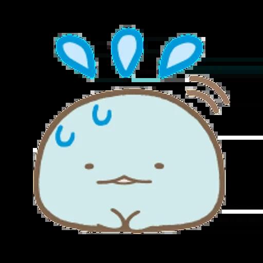 角落生物 大頭篇 - Sticker 14