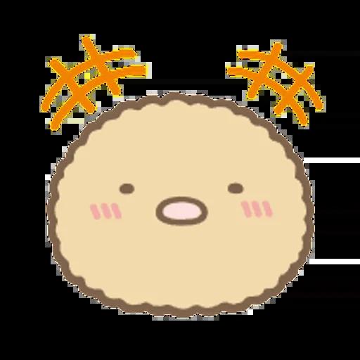 角落生物 大頭篇 - Sticker 5