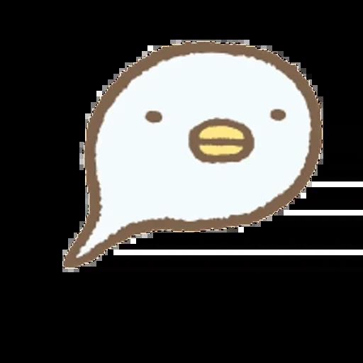 角落生物 大頭篇 - Sticker 29