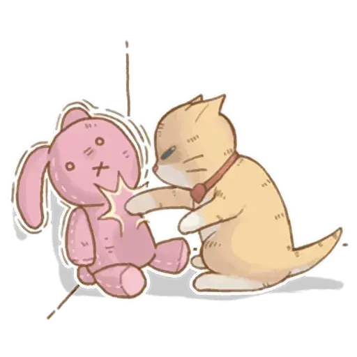 貓咪日和 - Sticker 24