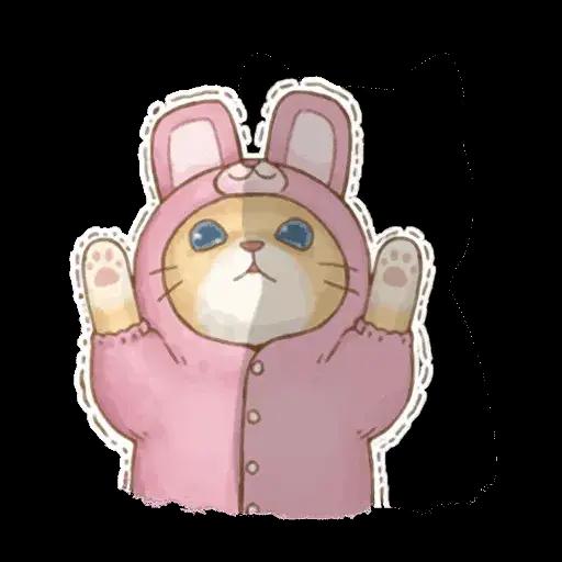 貓咪日和 - Sticker 25