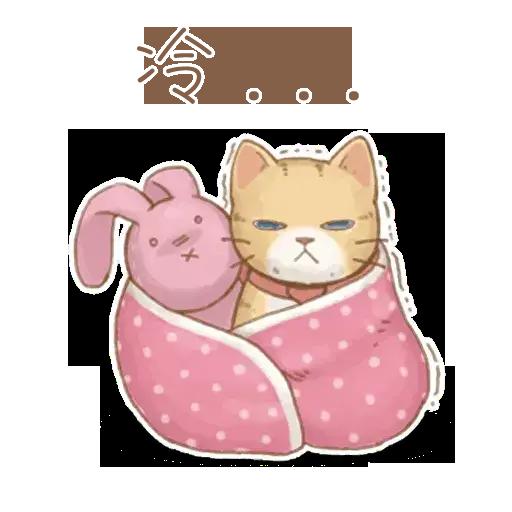 貓咪日和 - Sticker 21