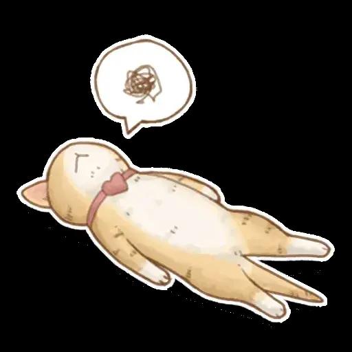 貓咪日和 - Sticker 7