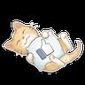 貓咪日和 - Tray Sticker