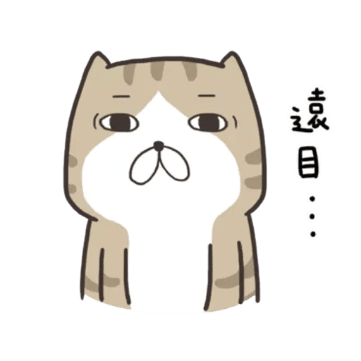 白爛貓8 - Sticker 12