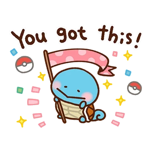 Pokemon - Sticker 11