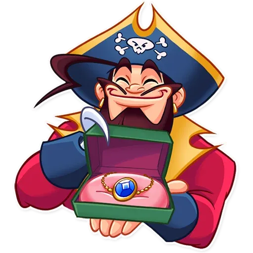 Shiver Me Timbers - Sticker 22