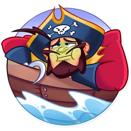 Shiver Me Timbers - Sticker 20