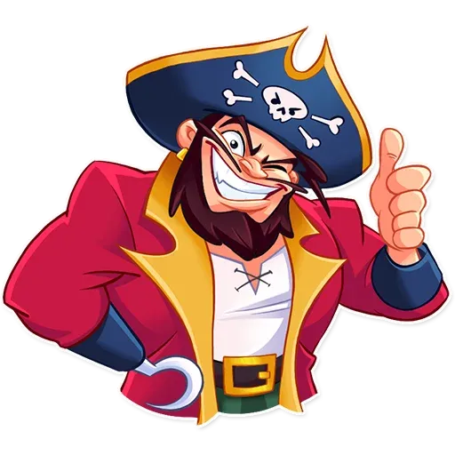 Shiver Me Timbers - Sticker 8