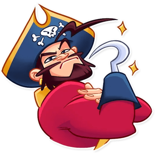 Shiver Me Timbers - Sticker 4