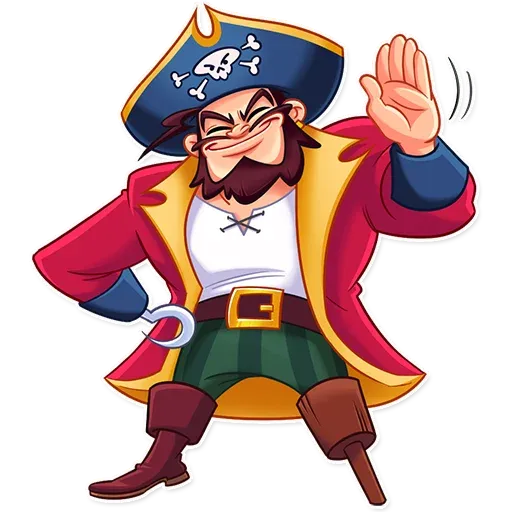 Shiver Me Timbers - Sticker 21