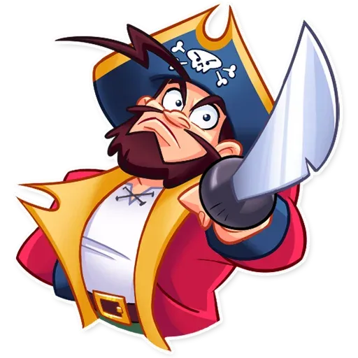 Shiver Me Timbers - Sticker 24