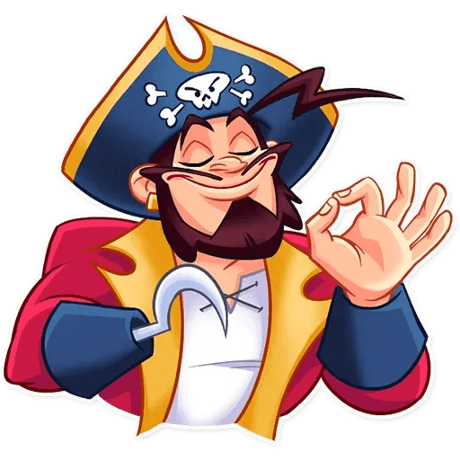 Shiver Me Timbers - Sticker 14