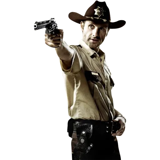 Walking dead - Sticker 11