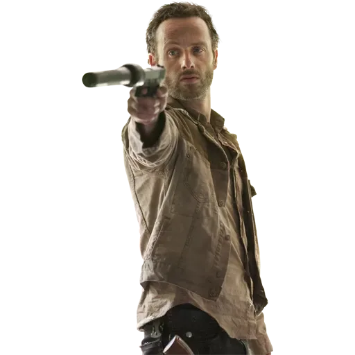 Walking dead - Sticker 1