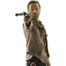Walking dead - Tray Sticker