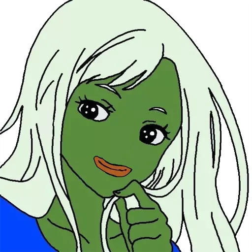 Pepe - Sticker 20