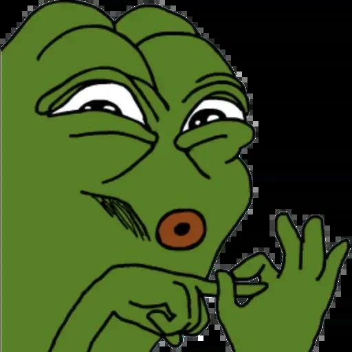 Pepe - Sticker 2