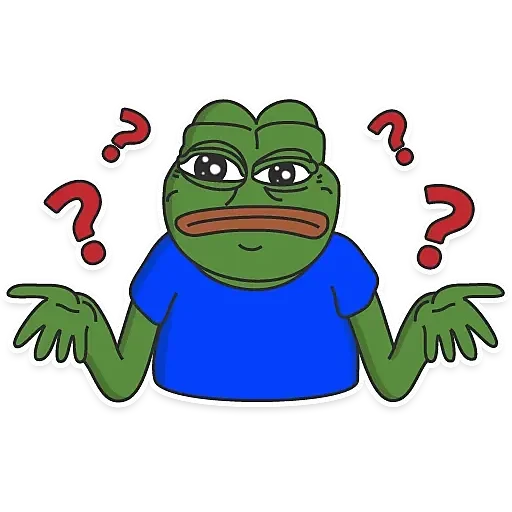 Pepe - Sticker 5