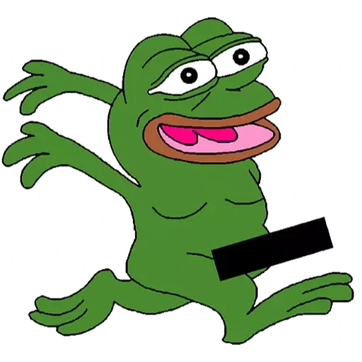 Pepe - Sticker 3