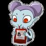 Nosferatu - Tray Sticker