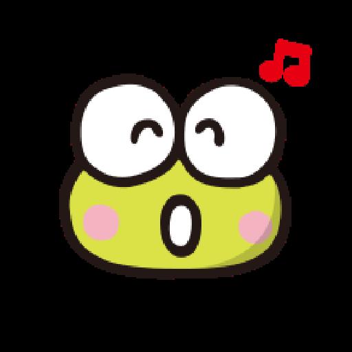 KEROKEROKEROPPI Emoji - 1 - Sticker 8