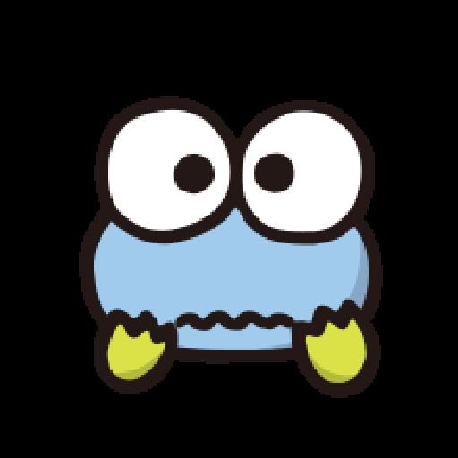 KEROKEROKEROPPI Emoji - 1 - Sticker 17