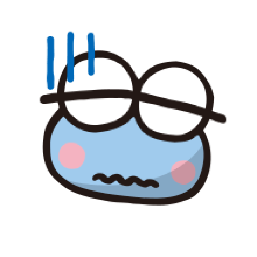 KEROKEROKEROPPI Emoji - 1 - Sticker 15