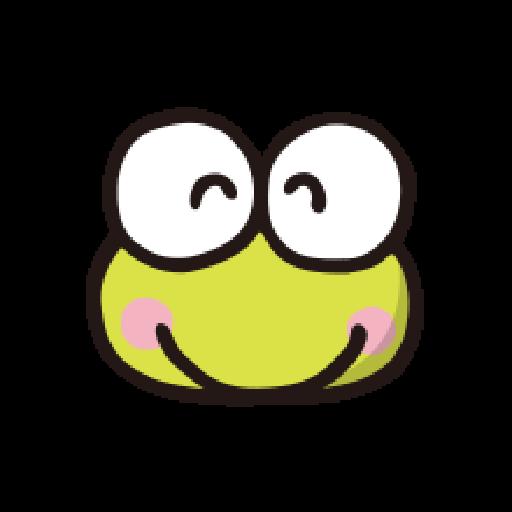 KEROKEROKEROPPI Emoji - 1 - Sticker 2