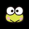 KEROKEROKEROPPI Emoji - 1 - Tray Sticker