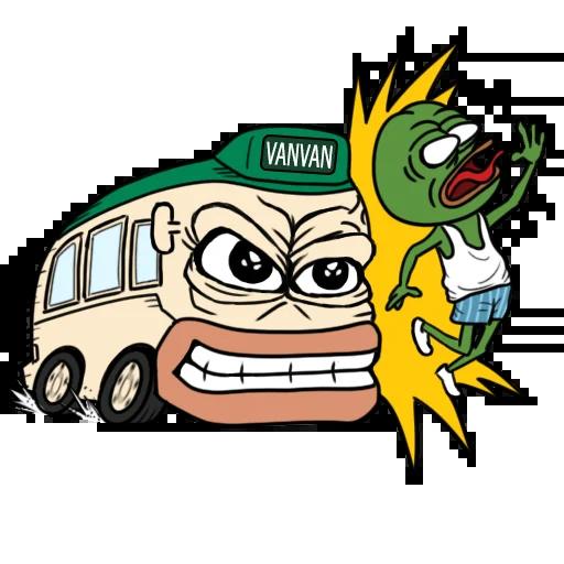 Pepe 哈姆太郎 - Sticker 15
