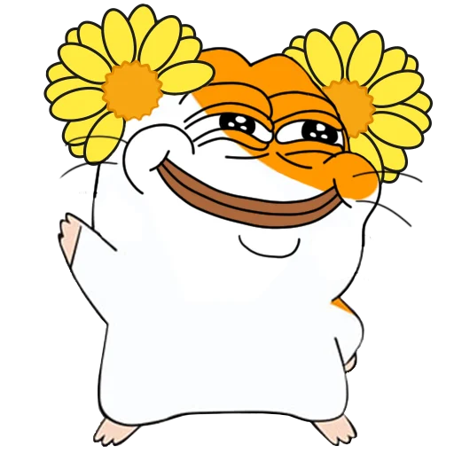 Pepe 哈姆太郎 - Sticker 3