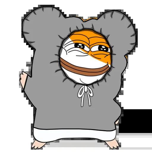 Pepe 哈姆太郎 - Sticker 23