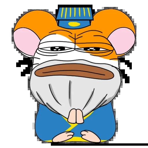 Pepe 哈姆太郎 - Sticker 2