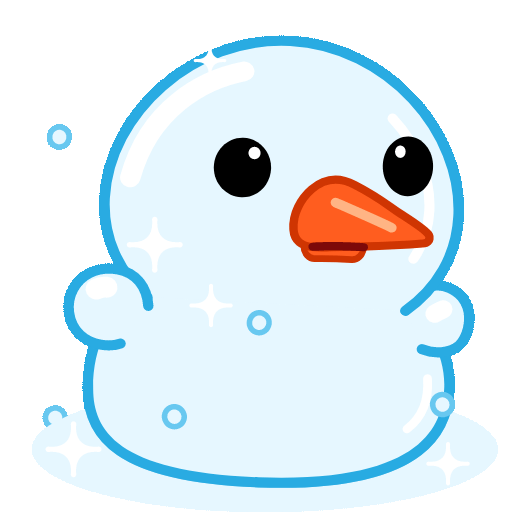 Utya Duck - Sticker 12