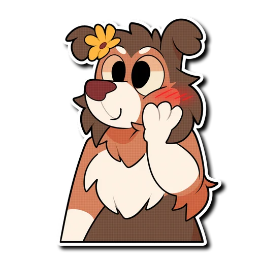 pupps - Sticker 8