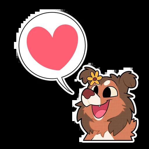 pupps - Sticker 4