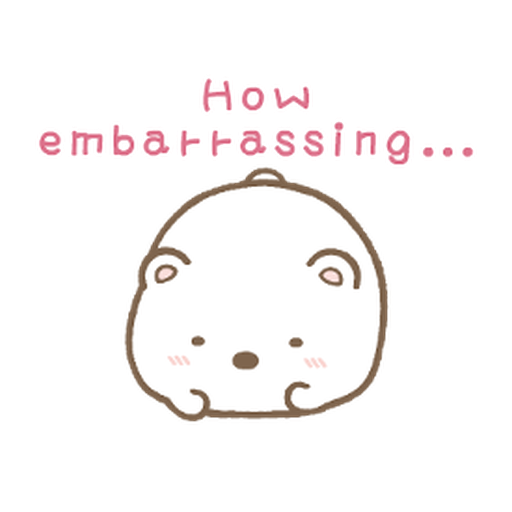 すみっコぐらし やさしいことば - Sticker 6