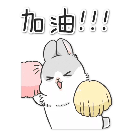 BH-rabbit01 - Sticker 20