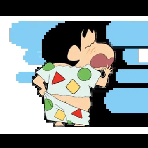Shin - Sticker 3